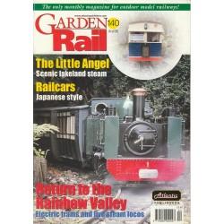 Garden Rail 140