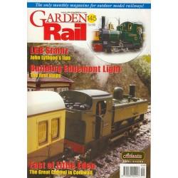 Garden Rail 145