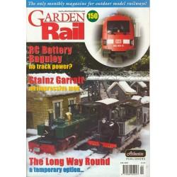 Garden Rail 150