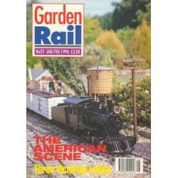 Garden Rail 22