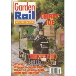 Garden Rail 25