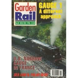 Garden Rail 30