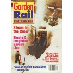 Garden Rail 31
