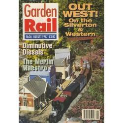 Garden Rail 36