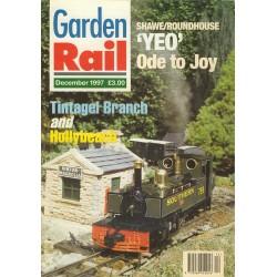 Garden Rail 40