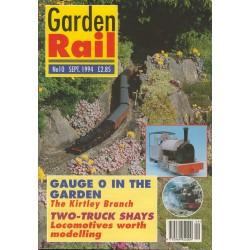 Garden Rail 10