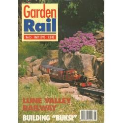 Garden Rail 15