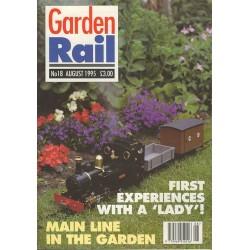 Garden Rail 18