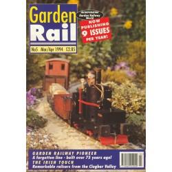Garden Rail 5