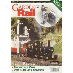Garden Rail 90