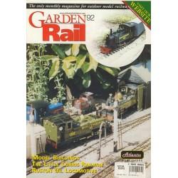 Garden Rail 92