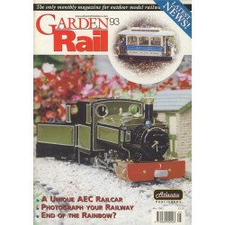Garden Rail 93