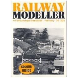 Railway Modeller 1974 February