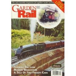 Garden Rail 85