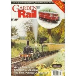 Garden Rail 87