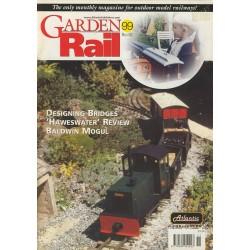 Garden Rail 99