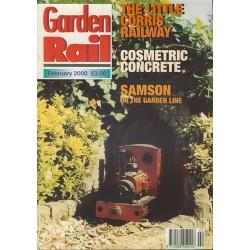 Garden Rail 66