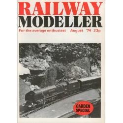 Railway Modeller 1974 August