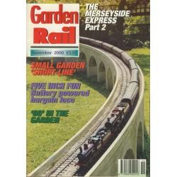 Garden Rail 75