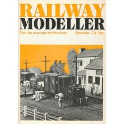 Railway Modeller 1973 October