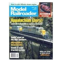 Model Railroader 1996 April