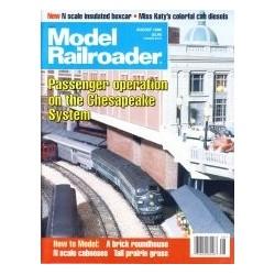 Model Railroader 1996 August