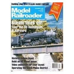 Model Railroader 1996 December