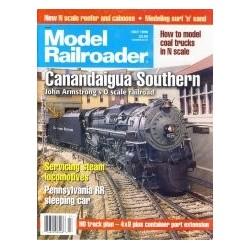Model Railroader 1996 July