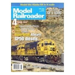 Model Railroader 1996 June