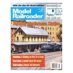 Model Railroader 1996 May