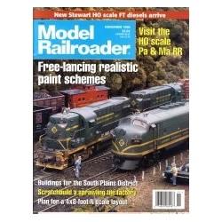 Model Railroader 1996 November