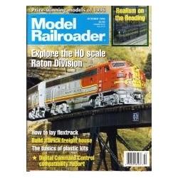 Model Railroader 1996 October