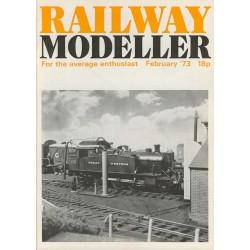Railway Modeller 1973 February