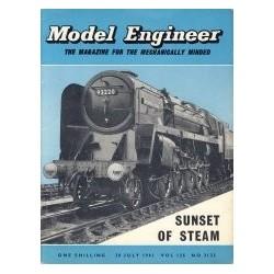 Model Engineer 1961 July 20