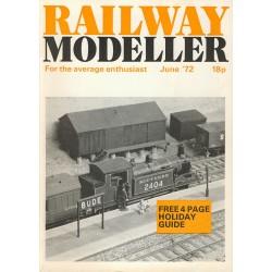 Railway Modeller 1972 June