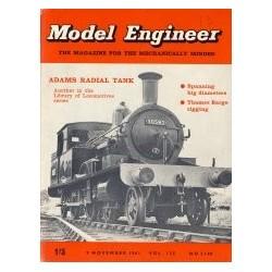 Model Engineer 1961 November 9