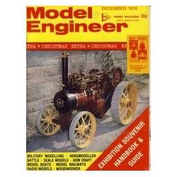 Model Engineer 1976 December Christmas Extra