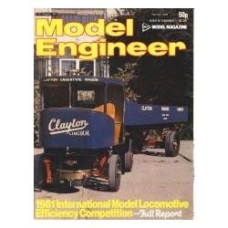 Model Engineer 1981 August 21-31