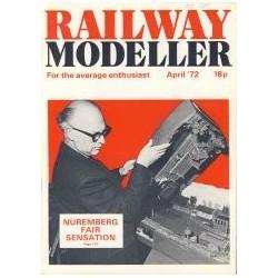 Railway Modeller 1972 April
