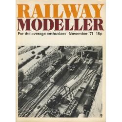 Railway Modeller 1971 November
