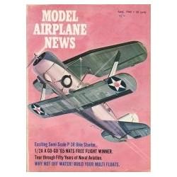 Model Airplane News 1966 April