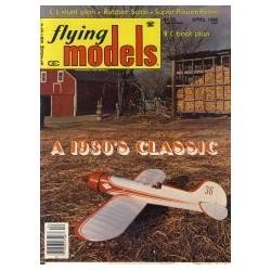 Flying Models 1980 April