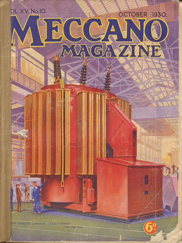 Meccano magazines