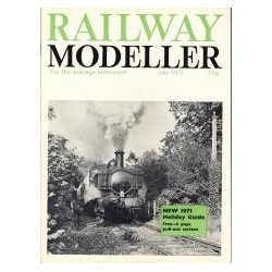 Railway Modeller 1971 July
