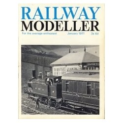 Railway Modeller 1971 January