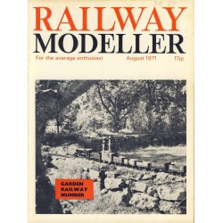 Railway Modeller 1971 August