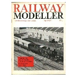 Railway Modeller 1971 April