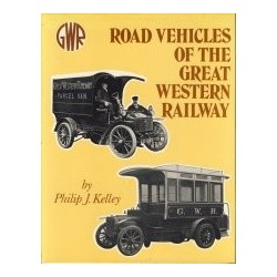 Road Vehicles of the Great Western Railway