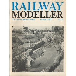 Railway Modeller 1970 January