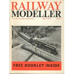 Railway Modeller 1970 April